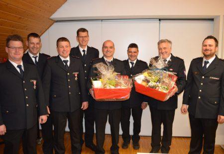 Neuer Ausschuss der Feuerwehr Eschbronn