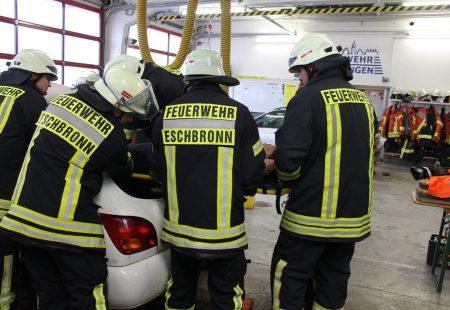 First Five Seminar Feuerwehr Eschbronn