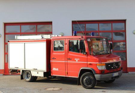 TSF-W Feuerwehr Eschbronn