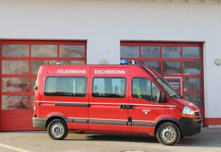 MTW Feuerwehr Eschbronn