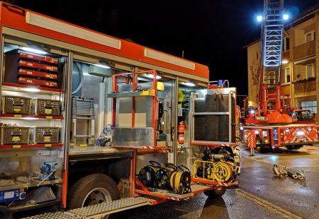 Besichtigung RW 2 Feuerwehr Schramberg