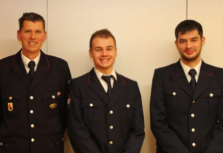 Jugendfeuerwehr Eschbronn unter neuer Leitung