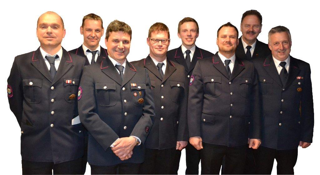 Jahreshauptversammlung 2016 Freiwillige Feuerwehr Eschbronn